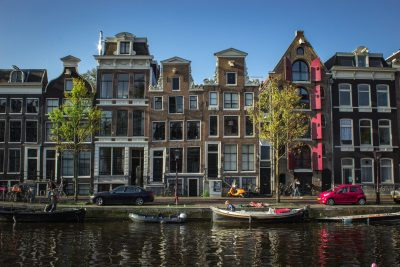 Thematic Walk tour - Harbour and Tower tour -in Amsterdam