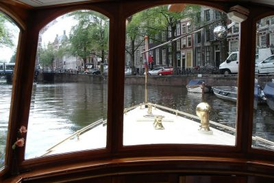 Amsterdam Boat Canals