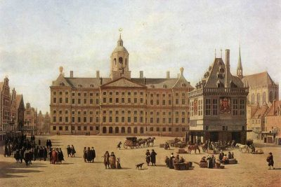 Historical Amsterdam Walking Tour