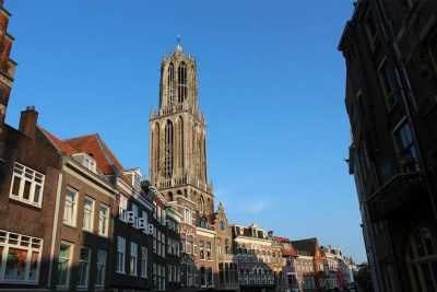 Dom tower, Utrecht's Hightlights Bike Tour
