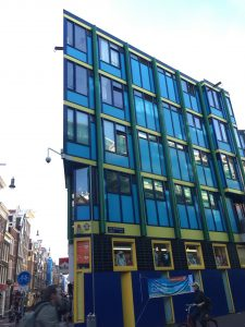 Housing at Sint Antoniesbreestraat, Amsterdam