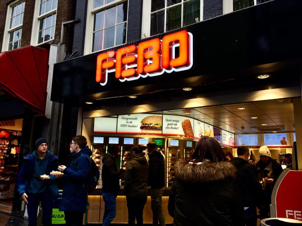 FEBO, Amsterdam Street Bites
