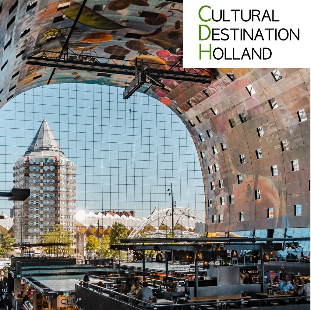 Cultural Destination Holland – Our new Partner Company